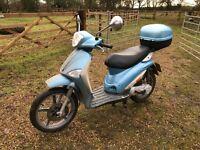 Piaggio Liberty 50cc Scooter