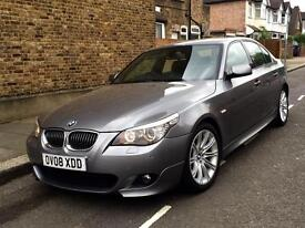 BMW 525d M sport Facelift automatic FSH 2 owners