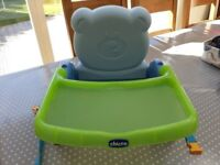Chicco Mr Party High Chair Booster Seat