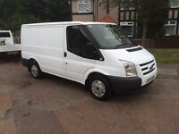 2009 Ford transit t280 85ps 1 company owner from new full service history no vat