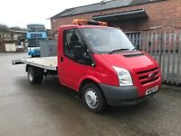 Ford Transit Recovery Truck 100 T350
