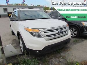 2014 Ford Explorer XLT | 4X4 | 7PASS | HEATED SEATS
