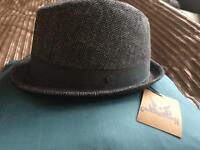 Gamble & Gunn Trilby Hat
