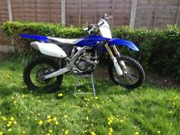 Yzf 250 2013 excellent condition