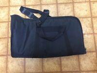 FLUGELHORN SOFT CASE GIG BAG : HAND or SHOULDER CARRIED : padded protection : GOOD CONDITION