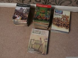 Collection of 128 History Today magazines. Earliest magazine is February 1964! Latest March 1983