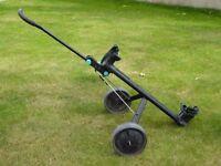 Titlelist 2000 lightweight folding golf bag cart