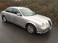 AUTOMATIC Jaguar S type 3.0 SE , 51 plate , 89,000 mls , new mot