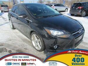 2014 Ford Focus Titanium | ONE OWNER | NAV | CAM