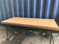 Large foldaway table FREE DELIVERY PLYMOUTH AREA