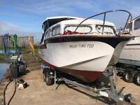 Boat project freeman 26 Thames