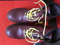 Dr Martens Red size 10