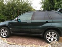 BMW X5 good condition MOT £3000 ovno