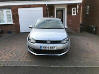 Volkswagen Polo 1.2 Match 3 dr With Sat Nav + Bluetooth