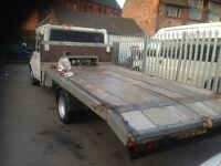 2003 transit recovery 6 seater