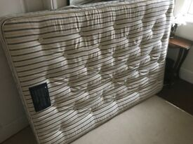 Double mattress - used, good condition.