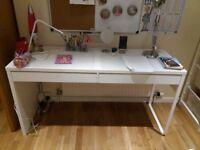 Ikea double desk