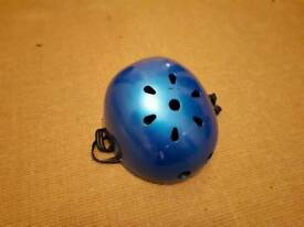 Micro Scooter Helment Blue