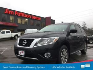 2015 Nissan Pathfinder SV 4WD w/pwr lift gate, rear cam, + more