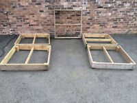 5 OF WOODEN STOCK EX HOMEBASE STOCK
