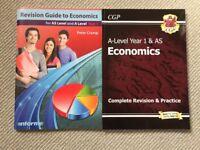 Current AS/A Level Economics Revision Guides