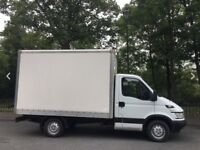 Iveco daily Luton box van 2.3 diesel 2007 one owner 44000 fsh ful mot mint van fully serviced maypx
