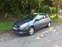 RENAULT CLIO 1.5 DCI EXPRESSION £30 tax DIESEL 3 door
