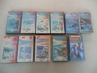 THUNDERBIRDS COLLECTION VHS