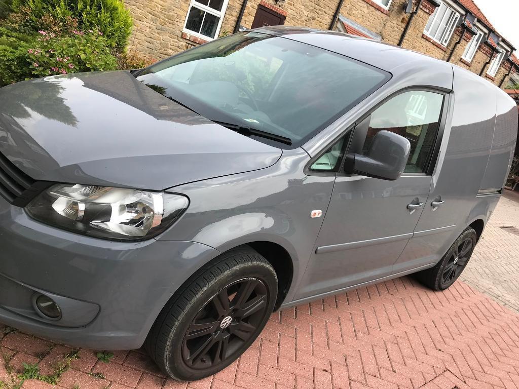 VW Caddy 1 6TDI BlueMotion Nardo Grey | in Hull, East Yorkshire | Gumtree