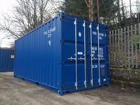 20ft Shipping Container - Used Once