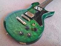 Washburn Idol WI64DL Deluxe Electric Guitar- Korean made