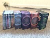 Stargate SG-1 DVD Collection