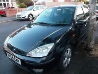 FORD FOCUS EDGE 1.8 2004 5 DOOR AIR CON. 5 SERVICE STAMPS NEW MOT