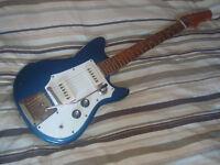 Early 60's Futurama ii Duo, Electric Guitar