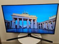 Samsung 43 Inch Crystal UHD Smart TV (Model 43TU8500)!!!