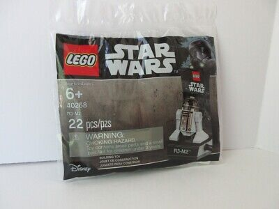 LEGO Star Wars 40268 R3-M2, poly bag from 2017 minifig droid