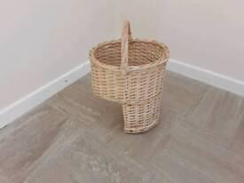 Stairs basket