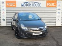 Vauxhall Corsa LIMITED EDITION CDTI (ECOFLEX) FREE MOT'S AS LONG AS YOU OWN THE CAR!!! (grey) 2014