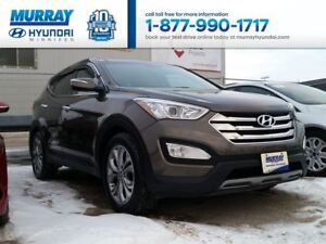 2013 Hyundai Santa Fe Sport 2.0T Limited with Bluetooth and Heat