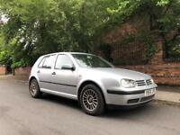 2001 Volkswagen golf 1.9 TDI 12 months MOT Reliable Motor Drive Away