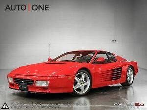 1993 Ferrari 512 TR | LOCAL CAR | TUBI