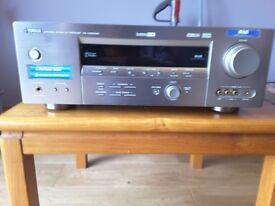 Yamaha 6.1 surround system and Dab Radio