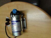 motorhome/shurflow 50psi waterpump