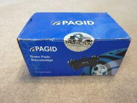 NEW Pagid Brake Pads T1653