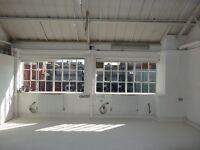 Dream Warehouse Studio 2min from Dalston Kingsland