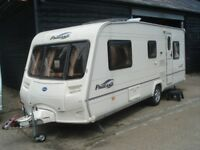 R&K 2006 BAILEY PAGEANT PROVENCE 5 BERTH END BEDROOM, 12 MONTHS WARRANTY