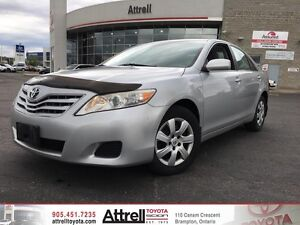 2010 Toyota Camry LE. Keyless Entry, Power Driver Seat, AUX inpu