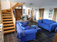Holiday Cottage (sleeps 5) & Holiday Apartment (sleeps 4/5) Both in Coldstream