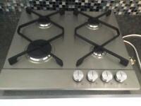CDA 60cm Gas Hob - Brand New - Cost £250