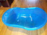 Tippitoes Standard Bath Blue